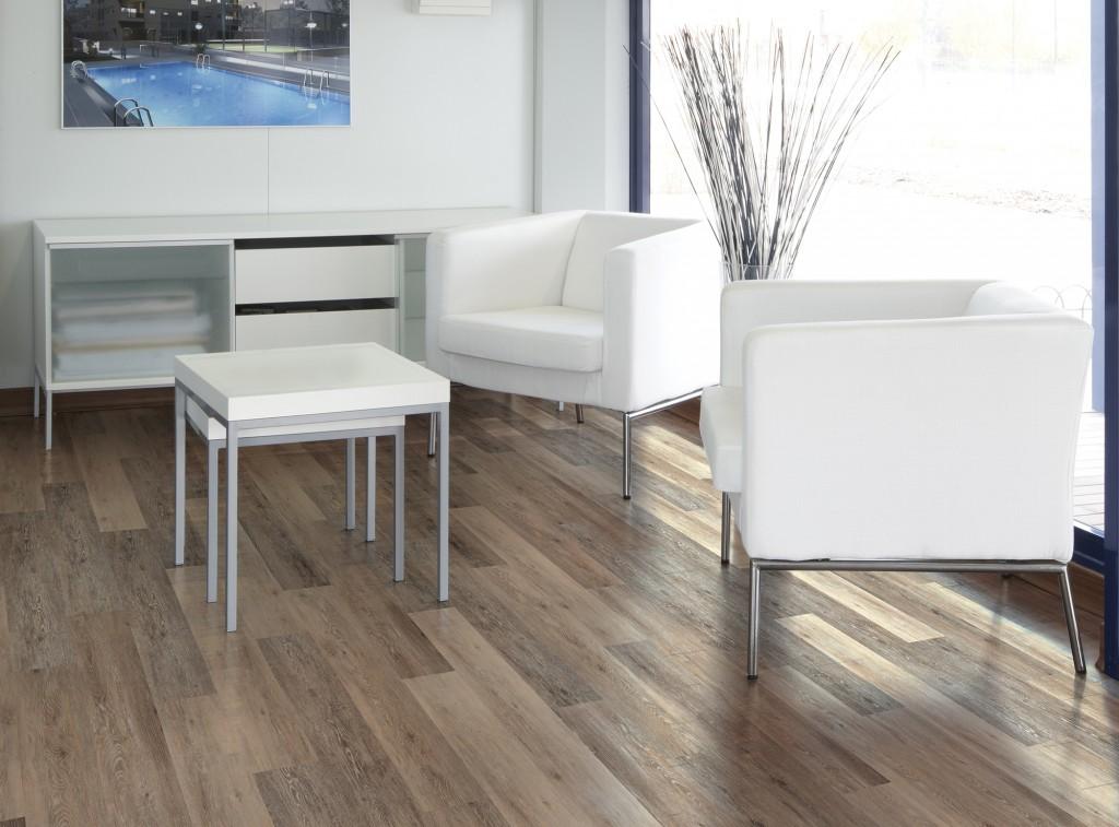 In stock special coretec plus lvt blackstone oak 399 for Instock flooring