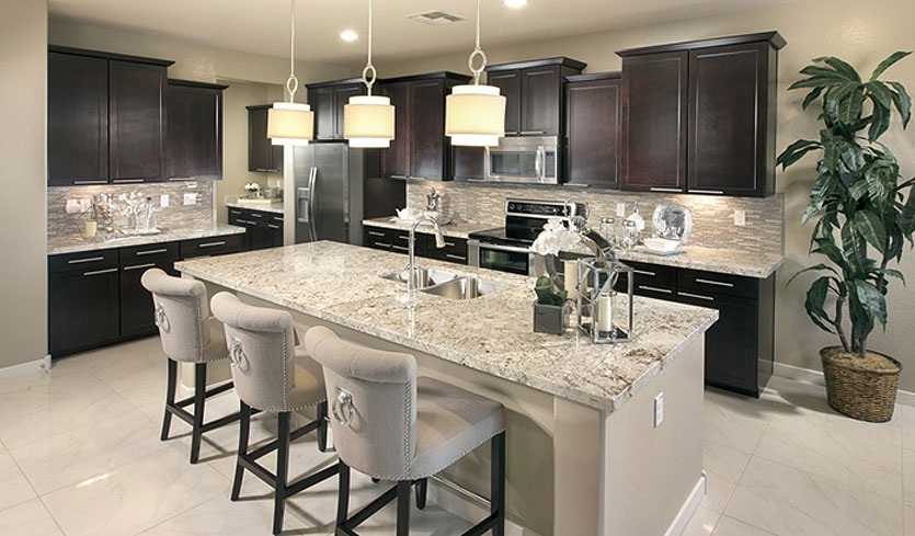 Natural Stone Countertops from Gardner Floor Covering, Eugene, Oregon