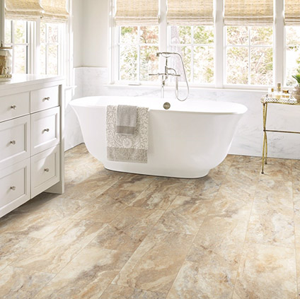 Luxury Vinyl Tile and Planks flooring from Gardner Floor Covering, Eugene, Oregon