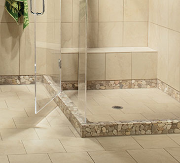 Ceramic Tile from Gardner Floor Covering, Eugene, Oregon