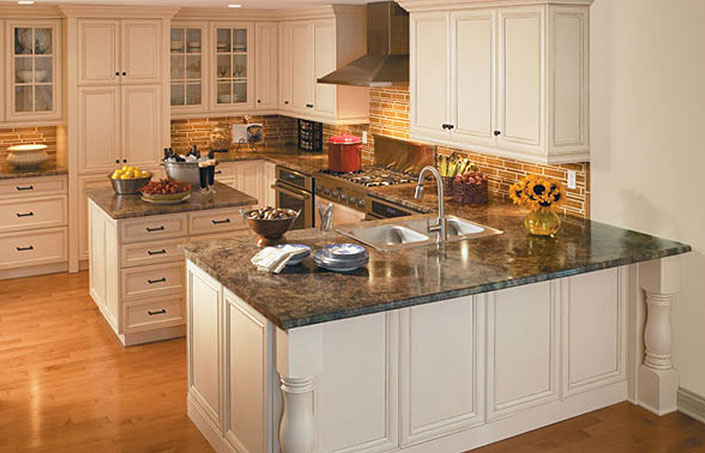 Beau Laminate Countertops From Gardner Floor Covering, Eugene, Oregon