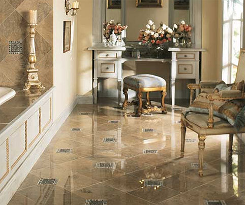 Natural Stone Tile from Gardner Floor Covering, Eugene, Oregon