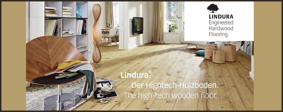 Lindura Engineered Hardwood Flooring from GARDNER Floor Covering, Eugene, Springfield Oregon