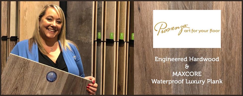 Provenza Genuine Wood At Gardner Floor Covering Eugene Oregon